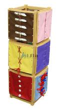 Montessori toys Dressing Frame Stand For 12 Frames