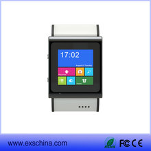 Ei 3A09 Thinest smart watch phone with high quality talking speaker TFT HD touch screen smart watch phone