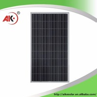 Good quality and high efficiency solar panel manufacturer 95W