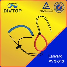 Lanyard with PVC cover lanyard with lock