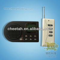 Hot sale sounds of birds chirping with remote control CP-360B