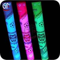 Alibaba Express Wedding Decoration China Factory Colorful Led Foam Stick