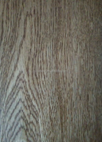 Distressed engineered Oak top layer Three layer hard wood flooring