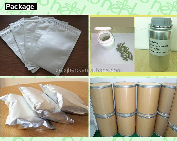 Flavone glycoside 24% Ginkgo biloba Extract powder