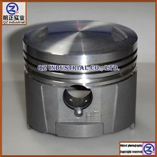 2015 China factory direct wholesale Aluminum alloy QZ motorcycle engine parts high quality low price CG150 piston