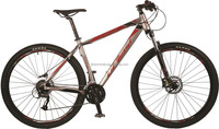 VANGUARD 500 , 29ER, HARDTAIL MOUNTAIN BIKE FROM GOLDEN WHEEL, 27 SPEED, DOUBLE HYDRAULIC DISC BRAKES, ALLOY FRAME