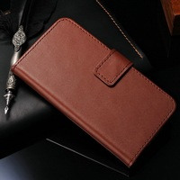 Design your own cell phone case for Samsung Galaxy S5 I9600 genuine leather full protection pouch