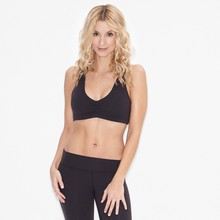 2015 Seamless mutiple colors comfortable wearing yoga /sports bra yoga wear