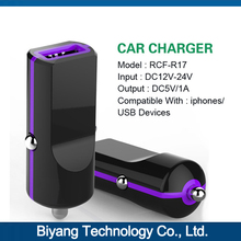 Automatic constant current and voltage battery quick charger for car DC 1A