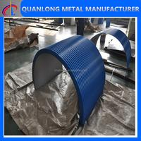 top quality corrugated aluminium roofing sheet grade 3003