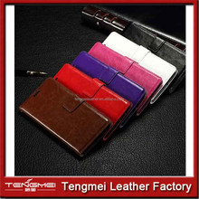For LG G4 Case, Luxury Crazy Horse Leather Case for LG G4, High Quality Flip Leather Case For LG G4