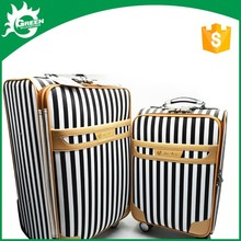 school bags Zip luggage trip suitcase sets Cabin size