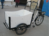 2015 hot sale 3 wheel family cargo trike / cargo tricycle china
