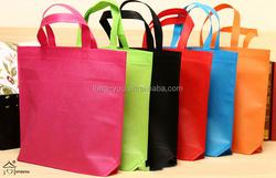 luxury expandable shopping bag/non woven shopping bag/cheap supermarket shopping bags