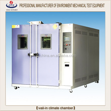 10CBM CE Certification Programmable Walk-in Climatic Chamber For Food Auto parts Test Equipment
