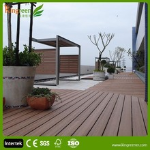 The biggest cheap and high quality decking boards/composite deck store of China