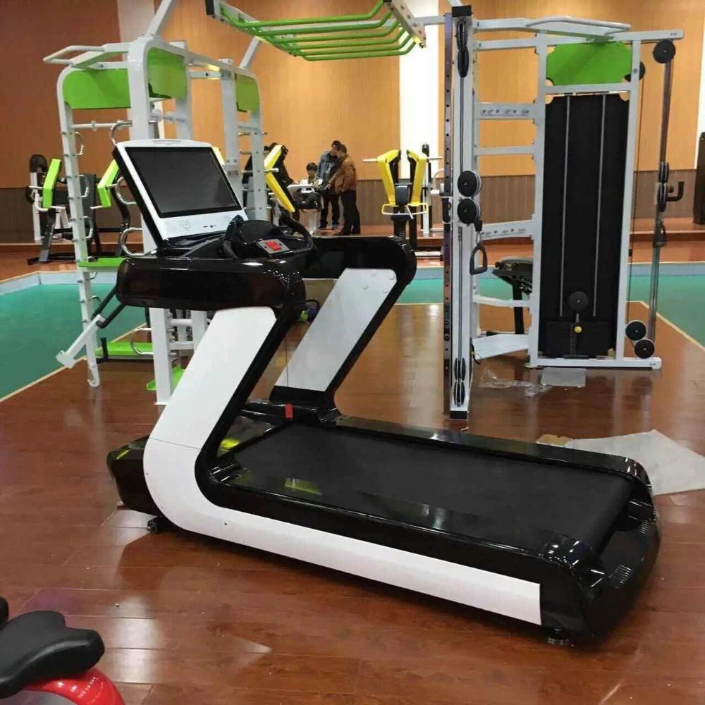 Gym equipment, Lat pulldown/row, smith machine | Gym