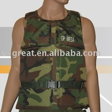 High Quality Bulletproof Vest for Military and Army NIJ0101.06 Certified
