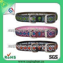 promotion pvc pet/dog collar with custom design