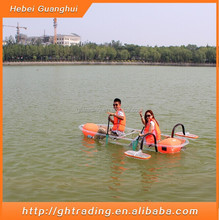 Plastic inflatable boats australia with high quality