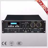 YAZOO OK-660 250W*2 professional karaoke amplifier/KTV amplifier/high-power amplifier