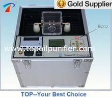 cheap insulation oil tester 100kv,PLC operation,digital setting,LCD display