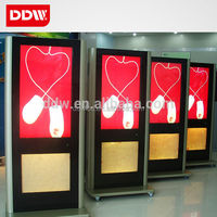 32 42 46 47 55 65 inch floor standing new advertising technology DDW-AD4701SN