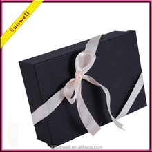 Dongguan manufacturer recycle paper scarves gift box