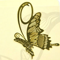 2013 alibaba express etched metal bookmark wholesale metal bookmarks for books