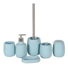 Poly household decoration poly bathroom accessories