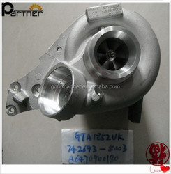 Turbocharger GTA1852V 742693 /742693-5003S A6470900180 turbo parts for Mercedes-PKW C-Klasse 200 CDI (W203/W211) OM646 engine