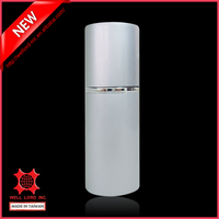 2015 New product silver fancy elegant stylish perfume spray for men