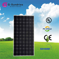 Modern design broken solar panel for sale with low price
