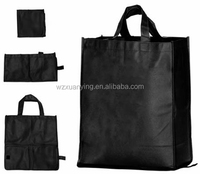 Bags for less folding non woven tote bag
