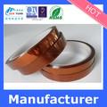 alta temperatura cinta adhesiva de silicona poliimida silicón de la cinta adhesiva de poliamida
