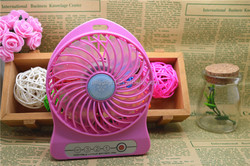 hot sell mini hand USB FAN with battery