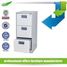 High quality cheap under desk 3 drawer steel metal file cabinet, cole steel filing cabinets
