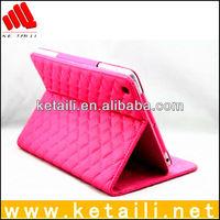 popular fashion For Ipad mini pu case