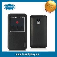 Original Rock brand leather folio cover case for Meizu MX4 Pro