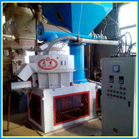 Large capacity super quality wood pellet mill for sale