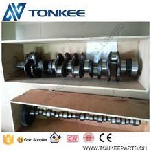 DEUTZ D7E Crankshaft, D7E Engine Crankshaft , DEUTZ Excavator Crankshaft for EC290B