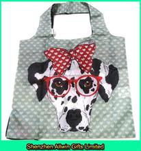 High Quality 210T Nylon Foldable Shopping Bag,Cheap Foldable Bag