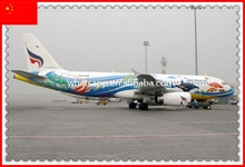 Air transport air freight service to linz