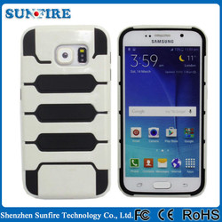 For samsung galaxy s6 case dual layer , dual layer case for galaxy S6