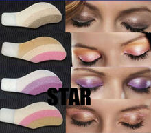 INSTANT EYE SHADOW TRANSFER COSMETIC EYE STICKER TEMPORARY TATTOO MAKEUP