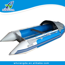 2015 China Factory CE Certificate Korea Slatted PVC Boat Inflatable Boat