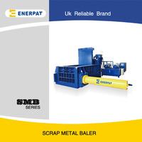 Factory Directly Electric Power Metal Scrap Baler