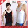 Nylon Thin Seamless Mens Bodybuilding Tank Top Gym Vest Y174