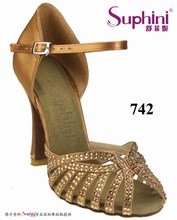 Italian Latest Design Dance Shoes High Heel ,Ladies Party Shoes