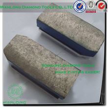 T140 diamond grinding brick abrasive resin bonded for stone granite grinding diamond fickert for stone&concrete